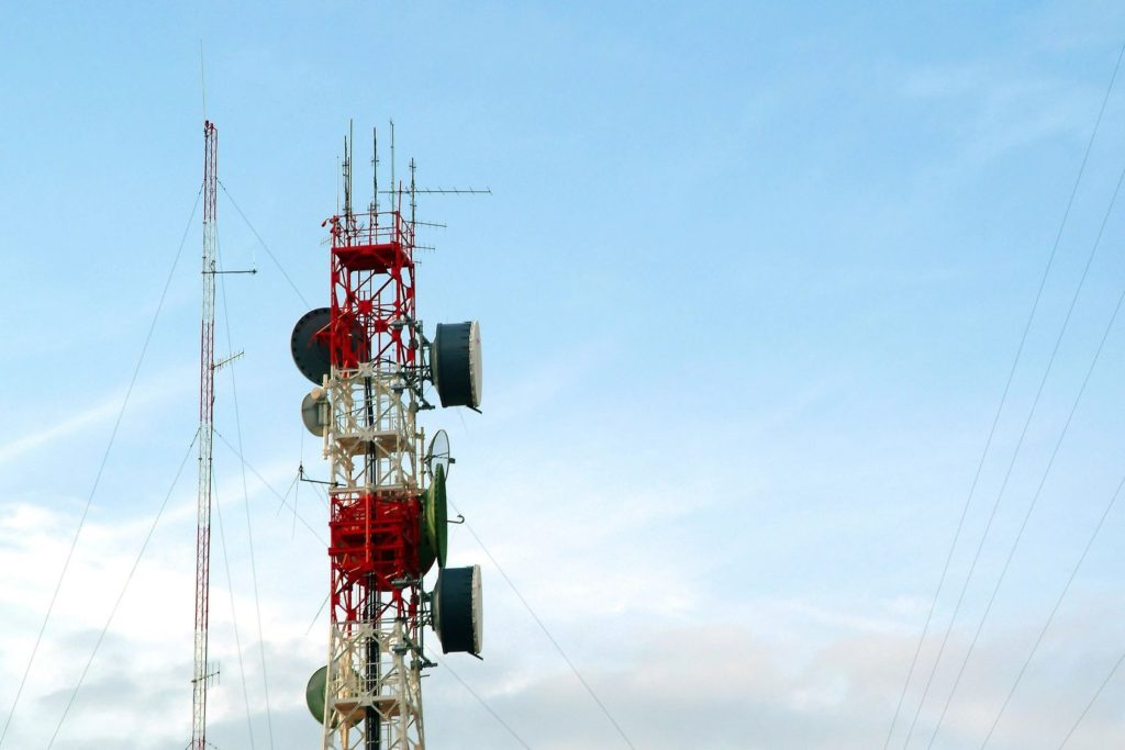 Fixed Wireless Internet Tower