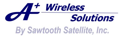 A+ Wireless Solutions by Sawtooth Satellite, Inc. company logo