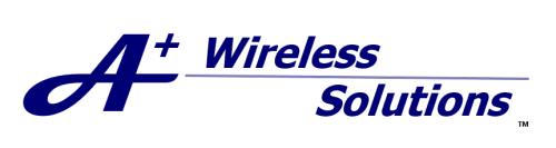 A+ Wireless Logo